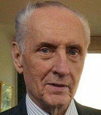 Jean TAITTINGER 25 janvier 1923 - 23 septembre 2012