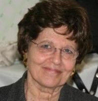 Ketty SCHWARTZ 29 novembre 1937 - 25 décembre 2007