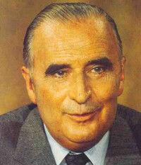 Georges POMPIDOU 5 juillet 1911 - 2 avril 1974