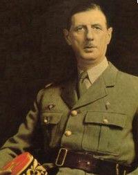 Charles de GAULLE 22 novembre 1890 - 9 novembre 1970