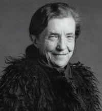 Louise BOURGEOIS 25 décembre 1911 - 31 mai 2010