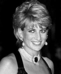 Diana SPENCER 1 juillet 1961 - 31 août 1997