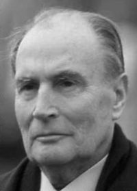 François MITTERRAND 26 octobre 1916 - 8 janvier 1996