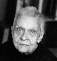 Mort : Aurélie NEMOURS 29 octobre 1910 - 27 janvier 2005