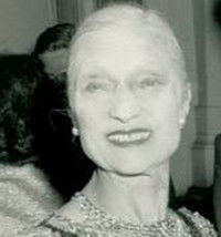 Gilberte COURNAND 25 septembre 1913 - 30 juillet 2005
