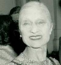 Disparition : Gilberte COURNAND 25 septembre 1913 - 30 juillet 2005