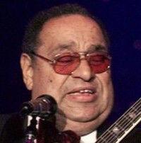 Mickey BAKER 15 octobre 1925 - 27 novembre 2012