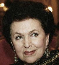 Galina VICHNEVSKAÏA 25 octobre 1926 - 11 décembre 2012