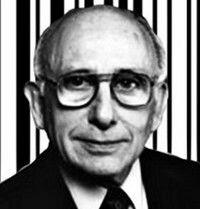 Norman Joseph WOODLAND 6 septembre 1921 - 9 décembre 2012