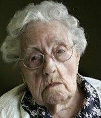 Dina MANFREDINI 4 avril 1897 - 17 décembre 2012