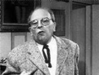 Obsèques : Henri JEANSON 6 mars 1900 - 6 novembre 1970