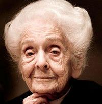 Rita LEVI-MONTALCINI 22 avril 1909 - 30 décembre 2012
