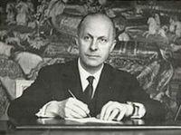 Funérailles : Étienne Burin des ROZIERS 11 août 1913 - 26 décembre 2012