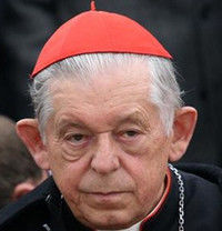 Obsèques : Józef GLEMP 18 décembre 1929 - 23 janvier 2013