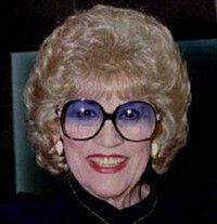 Obsèque : Patty ANDREWS 16 février 1918 - 30 janvier 2013
