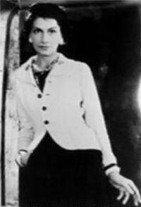 Gabrielle CHANEL 19 août 1883 - 10 janvier 1971