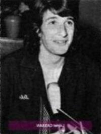 Décès : Lionel CASSAN 17 juin 1956 - 18 août 2002