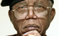 Chinua Achebe    - 22 mars 2013