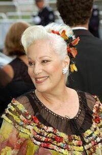 Bernadette Lafont    - 25 juillet 2013