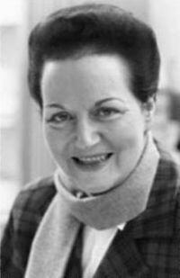 Jeanne BOURIN 13 janvier 1922 - 19 mars 2003