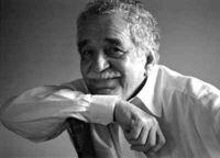 Gabriel Garcia Marquez 6 mars 1927 - 17 avril 2014