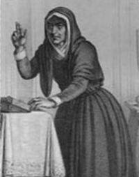 Catherine THÉOT 5 mars 1716 - 1 septembre 1794