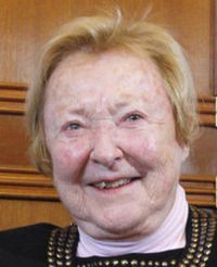 Nécrologie : Danièle BREEM 17 février 1921 - 27 septembre 2014
