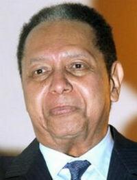 Jean-Claude Duvalier 3 juillet 1951 - 4 octobre 2014