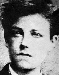 Arthur Rimbaud 20 octobre 1854 - 10 novembre 1891