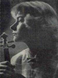 Décès : Michèle AUCLAIR 16 novembre 1924 - 10 juin 2005