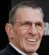 Leonard Nimoy - Spock 26 mars 1931 - 27 février 2015