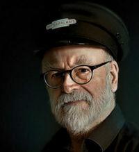 Terry Pratchett 28 avril 1948 - 12 mars 2015