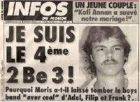 Stéphane De Rosnay 12 janvier 1962 - 12 mars 2015