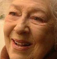 Disparition : Ellen Vogel 26 janvier 1922 - 5 août 2015