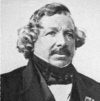 Jacques DAGUERRE 18 novembre 1787 - 10 juillet 1851