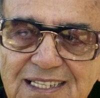 Obsèques : George BARRIS 20 novembre 1925 - 5 novembre 2015