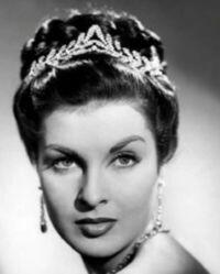 Silvana Pampanini 25 septembre 1925 - 6 janvier 2016