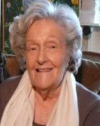Funérailles : Juliette BENZONI 30 octobre 1920 - 7 février 2016