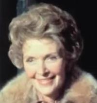 Nancy Reagan 6 juillet 1921 - 6 mars 2016