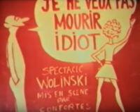 Le réalisateur et acteur français Claude Confortès n'est plus 28 février 1928 - 15 juin 2016