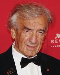 Elie Wiesel 30 septembre 1928 - 2 juillet 2016