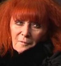 Sonia Rykiel 25 mai 1930 - 25 août 2016