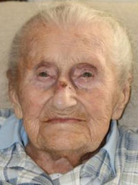 Élisabeth Collot 21 juin 1903 - 4 septembre 2016