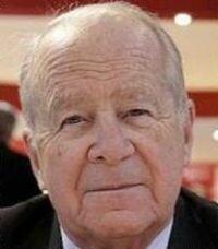 Jean FRANÇOIS-PONCET 8 décembre 1928 - 18 juillet 2012