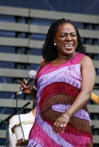 Sharon Jones 4 mai 1956 - 18 novembre 2016