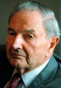 David Rockefeller 15 juin 1915 - 20 mars 2017