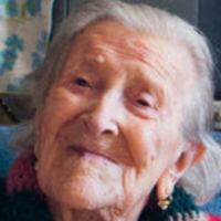 Mort à 117 ans d'Emma Morano 29 novembre 1899 - 15 avril 2017