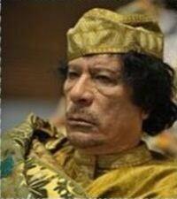 Mouammar KADHAFI 19 juin 1942 - 20 octobre 2011