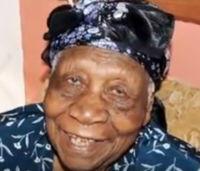 Violet Brown 10 mars 1900 - 15 septembre 2017
