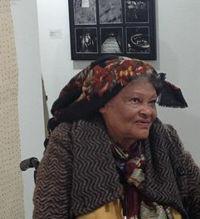 Carmen Lydia Djuric dite Hessie 17 avril 1936 - 9 octobre 2017